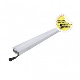 Linéaire LED dépoli 100W 3mètres
