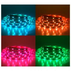 Bandeau LED RGB 5 m 30 LED/m 36W IP67 - 24V