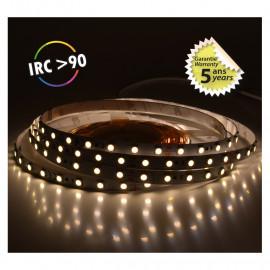Bandeau LED 4000°K 5 m 60 LED/m 62W IP20  - 24V - GARANTIE 5 ANS