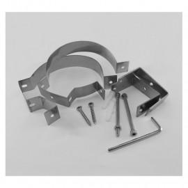 Kit de fixation pour tubulaire Ø70mm