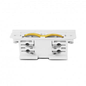 Connecteur Triphase Jonction Blanc