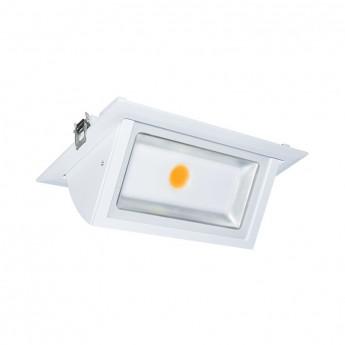Spot LED Rectangulaire Orientable 30W 3000K