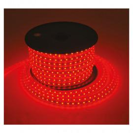 Bobine led 5050 3 metres Rouge 8w/m 230V ip65