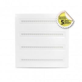 Plafonnier LED Blanc PMMA 595x595 30W 4000K UGR inférieur à 16 GARANTIE 5 ANS