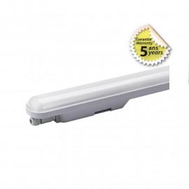 Boitier Etanche LED Intégrées Traversant 24W 4000K IP65 600mm