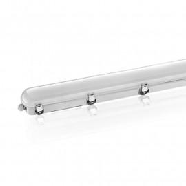 Boitier étanche LED Intégrées + Détecteur 1200mm 20-36W 4000K IP65