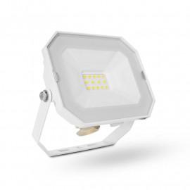 Projecteur Extérieur LED Plat Blanc 10W 4000K sans câble