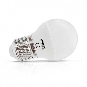 Ampoule LED E27 Bulb G45 4W 6000K