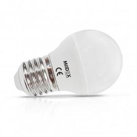 Ampoule LED E27 Bulb G45 6W 6000K