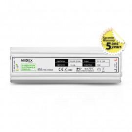 Alimentation pour LED 150W 12V DC