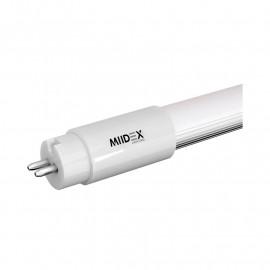 Tube LED T5 16W 4000°K 1150 mm Phase neutre du même côté