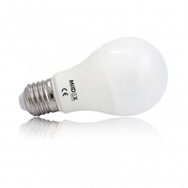 Ampoule LED E27 Bulb 10W 4000K Blister x 3