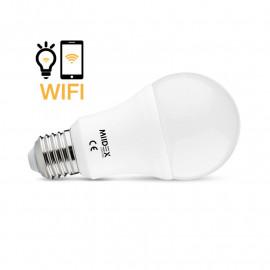 Ampoule LED E27 Connecté WIFI 12W CCT + RGB