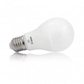 Ampoule LED E27 Bulb 12W 3000°K Blister x 3