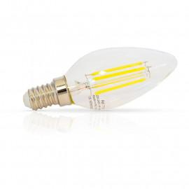 Ampoule LED E14 Filament Flamme 4W 4000K