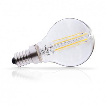 Ampoule LED E14 Filament Flamme 3W 2700K