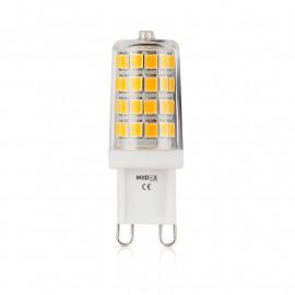 Ampoule LED G9 3W 3000°K Blister x 2