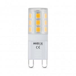 Ampoule LED G9 2W 4000°K Blister x 2
