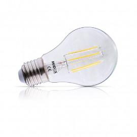 Ampoule LED E27 Bulb Filament 8W 4000K Blister x 3