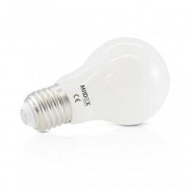 Ampoule LED E27 Bulb Filament Dépoli 8W 2700K