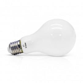 Ampoule LED E27 Bulb Filament Dépoli 10W 2700K Blister x 3