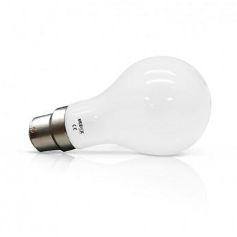 Ampoule LED B22 Bulb Filament Dépoli 10W 2700K