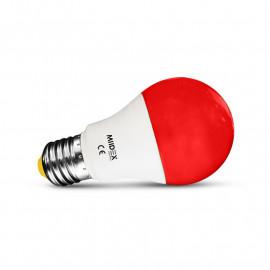 Ampoule LED E27 Bulb 10W Rouge