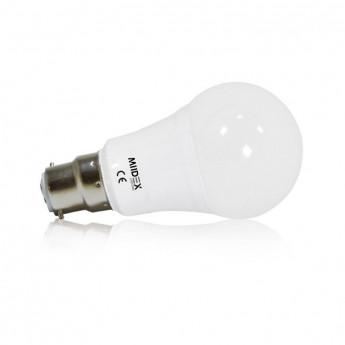 Ampoule LED B22 Bulb 10W 3000K