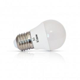 Ampoule LED E27 Bulb G45 6W 4000K