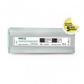 Alimentation pour LED 250W 24V DC