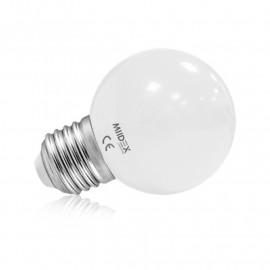 Ampoule LED E27 Bulb 1W 6000K