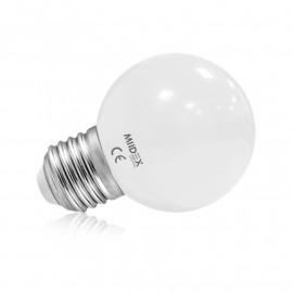 Ampoule LED E27 Bulb 1W 3000K