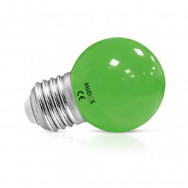 Ampoule LED E27 Bulb E27 1W Couleurs