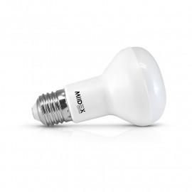 Ampoule LED E27 Spot 7W 3000K Blister x 2