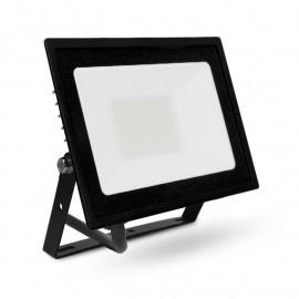 Projecteur LED Plat Noir 50W 6000K IP65