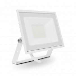 Projecteur LED Plat Blanc 30W 4000K IP65