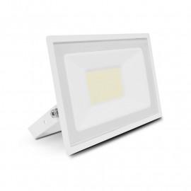 Projecteur LED Plat Blanc 50W 4000°K IP65