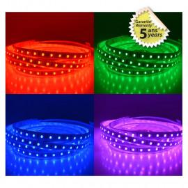 Bandeau LED RGBW (MONOLED) 5 m 60 LED/m 14.5W IP67 24V - GARANTIE 5 ANS
