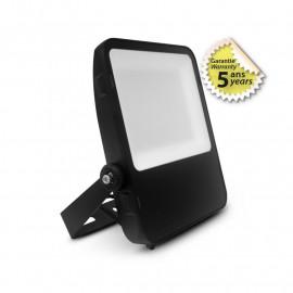 Projecteur Exterieur LED Plat Noir 150W 4000K