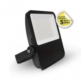 Projecteur LED Noir 100W 4000K GARANTIE 5 ANS
