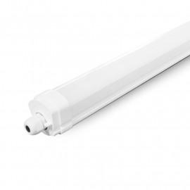 Boitier Étanche LED Intégrées 4000K 50W 1555 x 59 x 61 mm Traversant