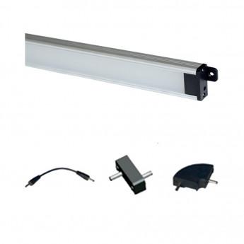 Kit d'extension et Reglette LED 305mm 5W 4000°K