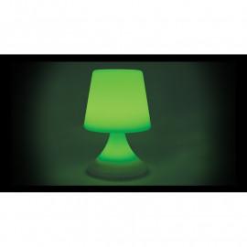 Sceau à glace grand LED RGB Rechargeable avec télécommande