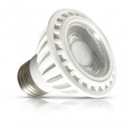 Ampoule LED COB E27 Spot Dimmable 6W 3000°K
