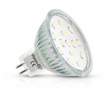 Audacieux Ampoule LED GU5.3 dichroïque 4W 4000°K - Miidex.com PM-79