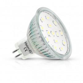 Ampoule LED GU5.3  dichroïque 4W 6000°K