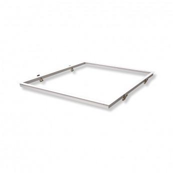 Cadre placo dalle encastrable 60 x 60 cm Blanc