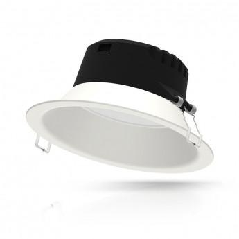 Downlight LED Basse Luminance Ø233mm 21W 3000°K