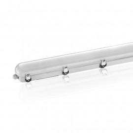 Boitier Etanche LED Intégrées + DALI Driver 42W 4000°K IP65 1220mm