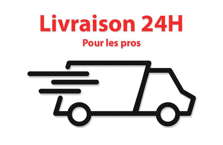 LIVRAISON 24H